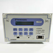 Used Shimadzu Molecular Pump Controller Ei-d3603m(some Damage On The Surface)