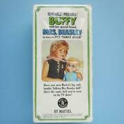 Vintage Mattel Buffy And Mrs Beasley Barbie Doll With Package Box Very Rare