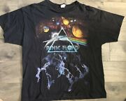 2008 Pink Floyd The Dark Side Of The Moon Vintage T-shirt Xxl All Over Print