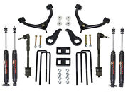 Readylift For 2011-18 Chevy/gmc 2500/3500hd 3.5 F, 1.0 R Sst Lift Kit With