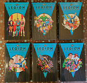 Legion Of Superheroes Lsh Dc Archive Editions Hc Hardcover 1 2 3 4 7 9 Fn-nm Ln