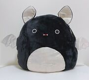 Squishmallows Official 2021 Halloween 16 Emily The Bat Plush Doll Toy