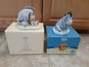 Lenox Disney Collection Eeyore For Meand You Light Up My Season Figurines