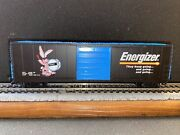 Ho Scale Energizer Battery Bunny Boxcar, All Steps, Couplers, And Brake Wheel