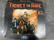 Days Of Wonder Ticket To Ride Board Game - Dow720121