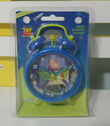 Toy Story - Buzz Lightyear Alarm Clock Watchworks New In Packet