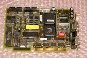 Isa Dual Serial Rs232 Controller Tty Mit Mahlo Issint Sdt Zilog Z85 - Sps
