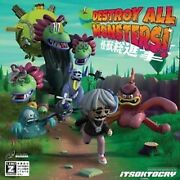 Itsoktocry - Destroy All Monsters - Cd.. - C1398c
