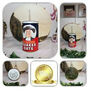Alluring Quaker Oats Limited Edition Tin