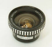 Made In Germany Carl Zeiss Jena Flektogon 4/20 M42 19nb-747 Zeiss Ultra Wide Ang
