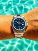 1999 Rolex Explorer Ii Stainless Automatic Swiss Only 40mm Gmt 16570 Rare Watch
