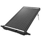 Xtremepowerus Flat-panel Pool Solar Heater Above In-ground System Swimming Pool