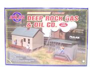 Atlas O Deep Rock Gas And Oil Co Office Tanks Pump Structure Building Kit 6908