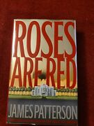 Alex Cross Ser. Roses Are Red By James Patterson 2000, Hardcover