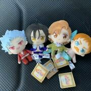 The Seven Deadly Sins Larger Mascots Plush Doll All Complete Sets From Japan