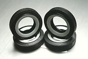 Model Car Tires Set Of 4 Beautiful Wide White Wall Firestone Supremes