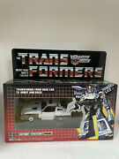 New Arrival Transformers G1 Prowl Reissue Brand New Action Figure Gift