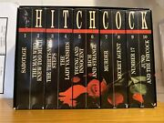 Oop The Alfred Hitchock Collection Boxset Vhs, 1994 1617