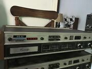 Akai Cr-80d-ss Surround Stereo 8 Track Cartridge Tape Deck Player/recorder