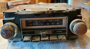 Delco Am-fm 8 Track Radio Buick Pontiac Oldsmobile Chevy Vehicles 70bfmt2 As Is