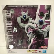 S.h. Figuarts Dragon Ball Z Cooler Final Form W/ Gold Toei Us Seller In Stock