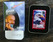 Mazzi Collection Freedom Watch Zippo Lighter Model 24082