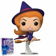 Funko Pop Bewitched Andndash Samantha Stephens As Witch Includes Blue Salamander Empor