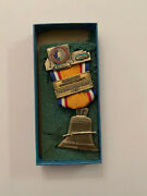1976 North South Civil War Reenactment Sharpshooter Medal Confederate Union