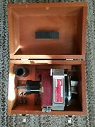 Suburban Tool Master Grind Mg-5cv-s1 Excellent Condition Precision 5c Collet