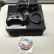 Xbox One 500 Gb Console Black With Controller, Power Supply, Hdmi Cable, 1 Game