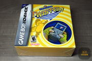 Warioware Twisted Game Boy Advance Gba 2005 Factory Sealed - Rare - Ex