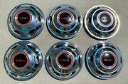Hubcaps Vintage Gmc Motorhome 1970s 1973-1978 16 1/2 16.5 Inches Tvs-4