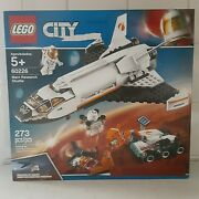 Lego 60226 City Space Mars Research Shuttle 273 Pcs Brand New Sealed In Hand