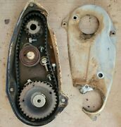 Ezgo Golf Cart Timing Components 295cc Robin 4 Cycle Engine, Used