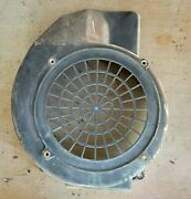 Ezgo Golf Cart Cooling Fan Blower Cover 295cc Robin 4 Cycle Engine, Used