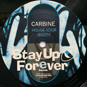 Carbine - House Your Booty / Funky Old Cortina - Vinyl Record 12.. - C7700c