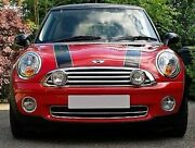 Bmw Mini Spot Lights Driving Lamps In Steel - Pair Wipac Shine Like Chrome