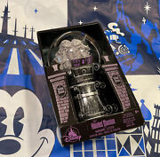 Disney Parks Haunted Mansion Madame Leota Crystal Ball Light Up With Fog New