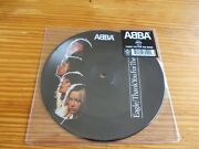 Abba - Eagle / Thank You For The Music - 40th Anniv. 7 Picture Disc - Brand New