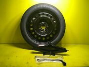 2014 2015 2016 2017 2018 2019 Jeep Cherokee Compact Spare Tire With Jack Kit