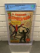Amazing Spider-man 3 - First Appearance Of Doc Oc - Cbcs .5 - Read Description