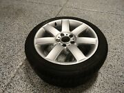 1999 - 2005 Bmw 3 Series 325i E46 Factory Oem 17x8 Wheel Rims And Tire 109450613