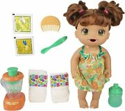 Baby Alive Magical Mixer Baby Doll Tropical Treat With Blender Accessories Drink