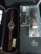 Laco Hannover Flieger Type B Pilot Watch Automatic With Extras 42mm