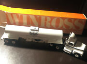 Fleur - De Lait Dairy Products New Holland Pa. Tractor And Trailer Winross Truck