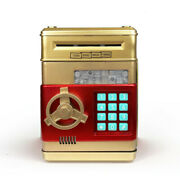 Electronic Large Space Security Piggy Bank Money Box Cash Coin Savings For Kids