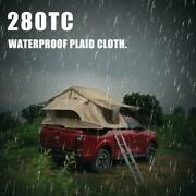 Car Roof Top Tent Truck Bed Tent Suv Tent Camping Rooftop Tent With Ladder
