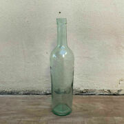 Old French Clear Glass Wine Water Pastis Bottle Circa 1920 14092117