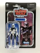 Hasbro Star Wars The Vintage Collection Captain Rex Free Shipping 3.75 Autpopz