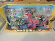 Fisher Price Imaginext Dinosaurs In Display Box